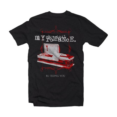 My Chemical Romance T Shirt - Coffin