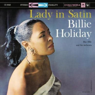 LP - Lady In Satin (Clear Vinyl)