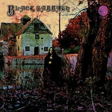Black Sabbath LP - Black Sabbath (Vinyl)