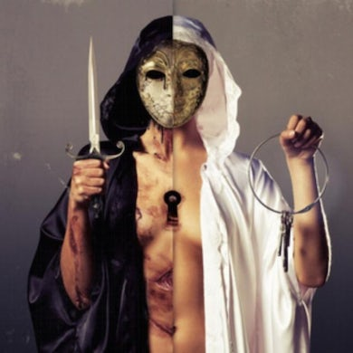 Bring Me The Horizon LP - There Is A Hell, Believe Me I've Seen it. There Is A Heaven Let's Keep It A Secret (Vinyl)