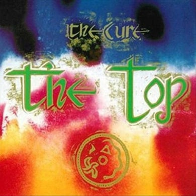 The Cure LP - The Top (Vinyl)