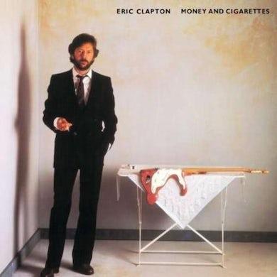 Eric Clapton LP - Money And Cigarettes (Vinyl)