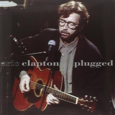 Eric Clapton LP - Unplugged (Vinyl)
