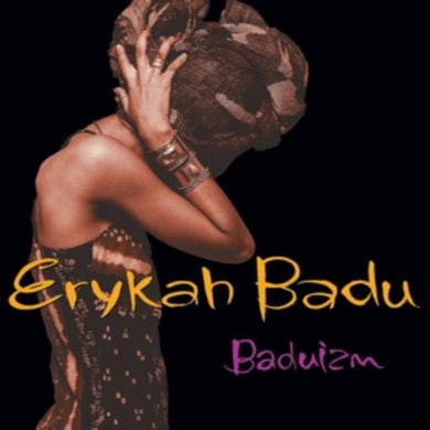 Erykah Badu LP - Baduizm (Vinyl)