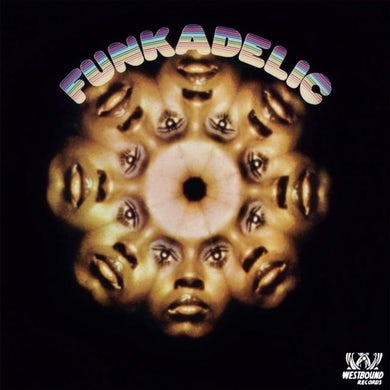 Funkadelic LP - Funkadelic (Vinyl)