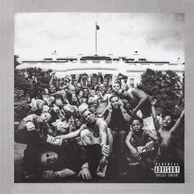 Kendrick Lamar LP - To Pimp A Butterfly (Vinyl)