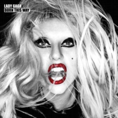 Lady Gaga LP - Born This Way (Vinyl)