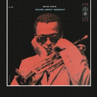 Miles Davis LP - Round About Midnight (Vinyl)