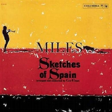 Miles Davis LP - Sketches Of Spain (Vinyl)