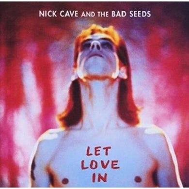 Nick Cave & The Bad Seeds LP - Let Love In (Vinyl)