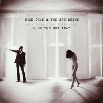 Nick Cave & The Bad Seeds LP - Push The Sky Away (Vinyl)
