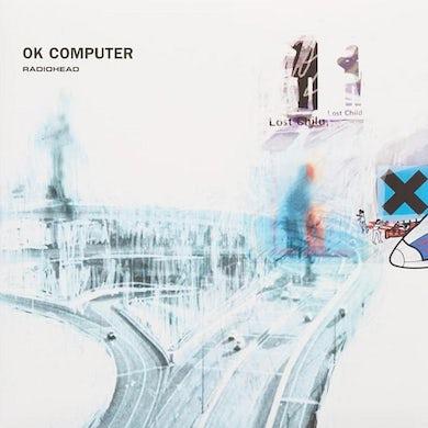 Radiohead LP - OK Computer / Oknotok 1997-2017 (Vinyl)