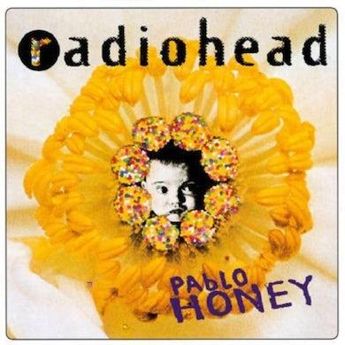 Radiohead LP - Pablo Honey (Vinyl)