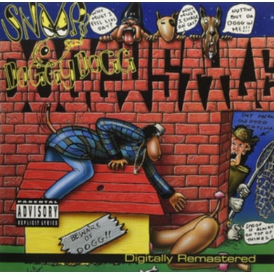 Snoop Doggy Dogg LP - Doggystyle (Explicit Version) (Vinyl)