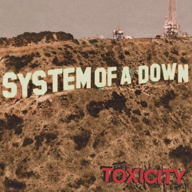 System Of A Down LP - Toxicity (Vinyl)