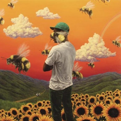 Tyler, The Creator LP - Flower Boy (Vinyl)
