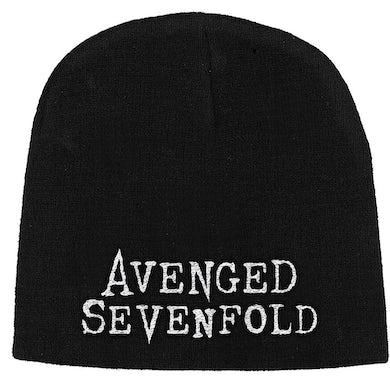 Avenged Sevenfold Beanie Hat - Logo