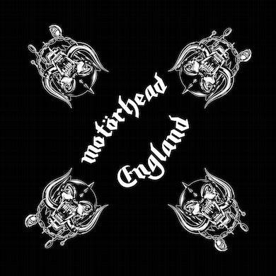 Rocksax Motorhead Bandana - War Pig England