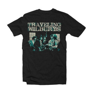 The Traveling Wilburys T Shirt - Performing