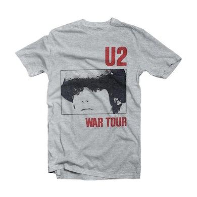 U2 T Shirt - War Tour