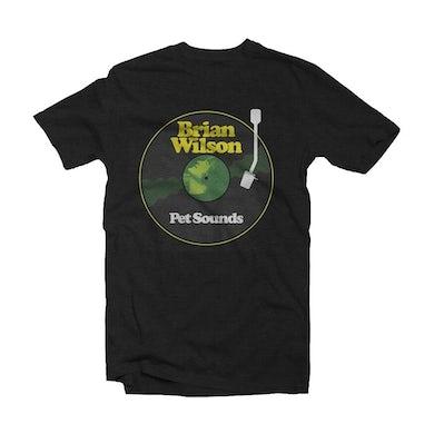 Brian Wilson (Beach Boys) T Shirt - Pet Sounds