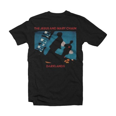 The Jesus And Mary Chain T Shirt - Darklands