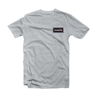 Oasis T Shirt - Lines