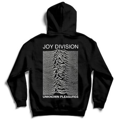 Joy Division Zip Hoodie - Unknown Pleasures