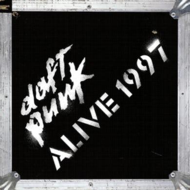 Daft Punk LP - Alive 1997 (Vinyl)