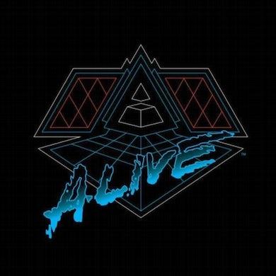 Daft Punk LP - Alive 2007 (Vinyl)