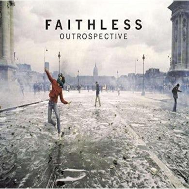 Faithless LP - Outrospective (Vinyl)