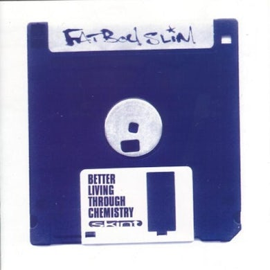 Fatboy Slim LP - Better Living Through Chemistry (Vinyl)