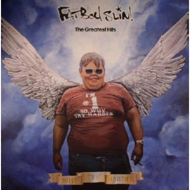 Fatboy Slim LP - The Greatest Hits (Why Try Harder) (Vinyl)