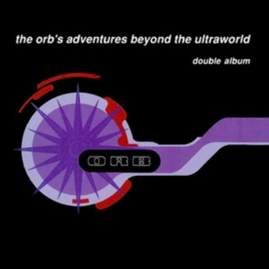 LP - The Orb's Adventures Beyond The Ultraworld (Vinyl)