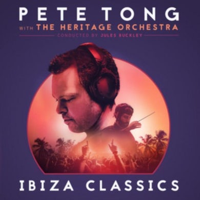 Pete Tong / Heritage Or / Buckley Pete Tong With The Heritage Orchestra - Ibiza Classics (Vinyl)