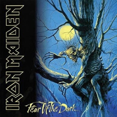 Iron Maiden LP - Fear Of The Dark (Vinyl)