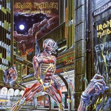 Iron Maiden LP - Somewhere In Time (Vinyl)