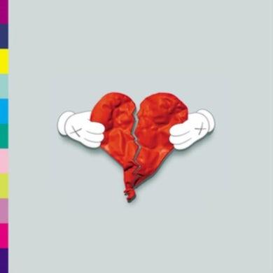Kanye West LP & CD - 808s & Heartbreak (Vinyl)