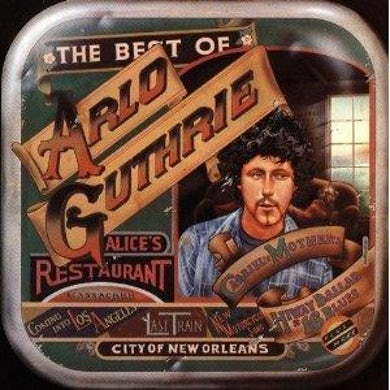 Arlo Guthrie LP - The Best of Arlo Guthrie (Vinyl)