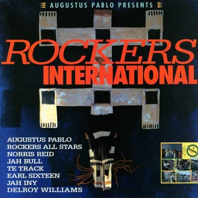 LP - Augustus Pablo Presents Rocker International (Vinyl)