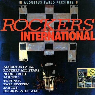 Augustus Pablo LP - Augustus Pablo Presents Rocker International (Vinyl)