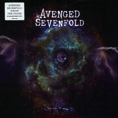 Avenged Sevenfold LP - The Stage (Vinyl)