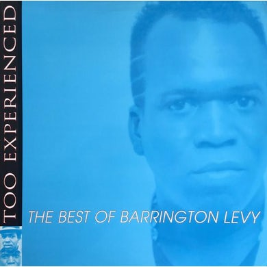 Barrington Levy LP - Too Experience The Best Of (Vinyl)