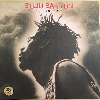 Buju Banton LP - 'Til Shiloh (Vinyl)