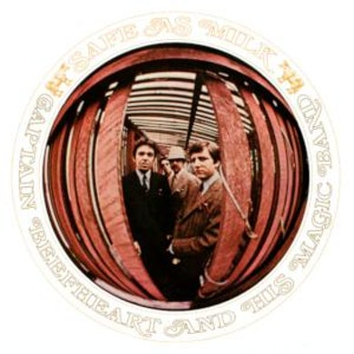 Captain Beefheart  LP - Safe as Milk (Vinyl)