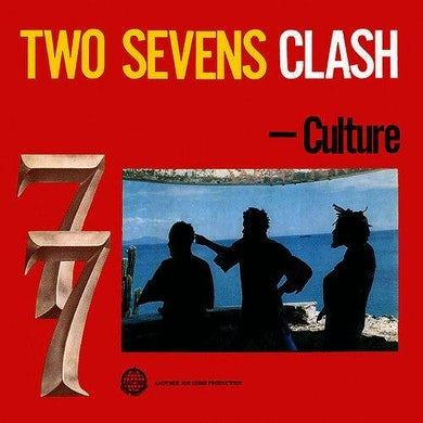 LP - Two Sevens Clash (Vinyl)