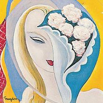Derek & The Dominos LP - Layla And Other Assorted Love Songs (Vinyl)
