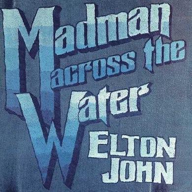 Elton John LP - Madman Across The Water (Vinyl)