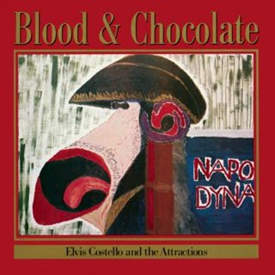 Elvis Costello & The Attractions LP - Blood And Chocolate (Vinyl)