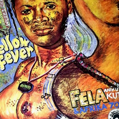 Fela Kuti LP - Yellow Fever (Vinyl)